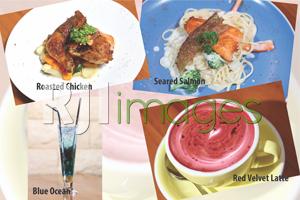 Aneka menu makanan dan minuman sajian Goodfellas