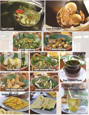 Aneka menu