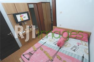 Area kamar dengan double