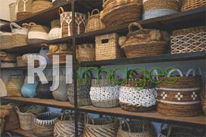 Basket laundry berbagai model & warna