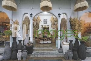 Dekorasi Serat Alam Ragam Karya Dry Living