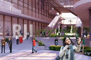 Desain Arsitektur Gedung Kantor Pusat PT. Bank Aceh Syariah#2