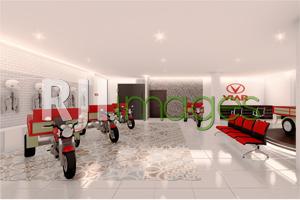 Desain Inspiratif Ruko Cafe Viar Kharisma#3