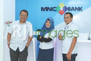 Fatmawati Puspita Dewi beserta tim KPR MNC BANK Yogyakarta