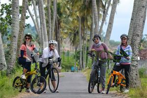 Gowes Nanggulan Sehat Seduluran#5