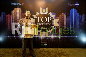 Grha Candi GOlf raih Top Property Award 2018