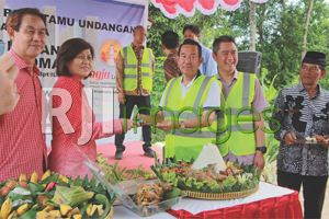 Ground Breaking Jogja Landmark 2