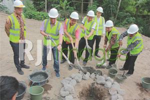 Ground Breaking Jogja Landmark