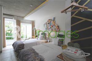 Kamar tipe Ca dengan fasilitas twin bed