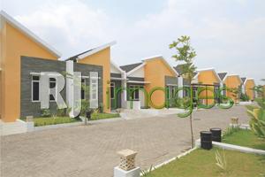 Kawasan rumah 1  lantai tipe  42 Citra Buana Residence
