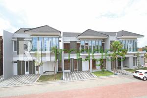 Kawasan rumah tipe 110 dan 115(hook), Pondok Permai Adisucipto Solo