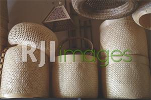 Keranjang bambu besar
