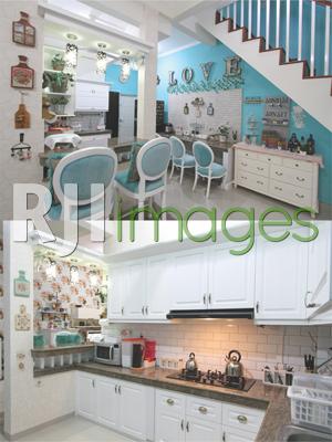 Konsep dapur minimalis modern
