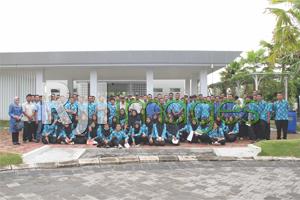 Kunjungan Industri SMK N 6 Malang ke Green Kuantan Residence #3