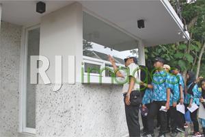 Kunjungan Industri SMK N 6 Malang ke Green Kuantan Residence #4