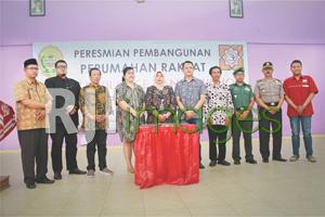Launching & Peletakan Batu Pertama Perumahan Nawa Village Bangunjiwo#2