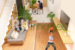 Net House, Strategi Membangun Rumah di Lahan Sempit bagi Keluarga Milenial – 2