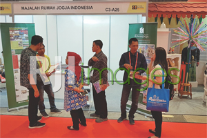 Pameran Kitchen + Bathroom Indonesia 9-12 October 2019#2