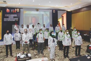 Pengurus DPD REI Yogyakarta masa bakti 2021-2024
