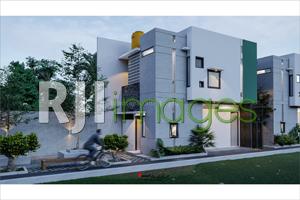 Pentingnya Fasad Sebuah Bangunan#5