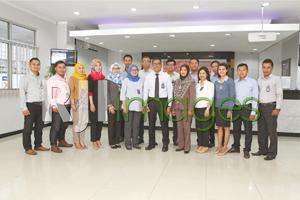 Punggawa Bank BRI Kantor Cabang Yogyakarta Mlati