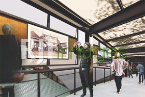 Rancangan Kawasan Pusat Belanja ex Bioskop Indra#5