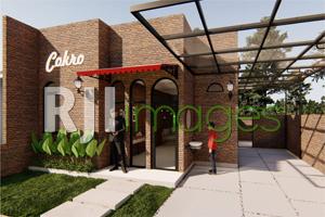 Renovasi Rumah dengan Tema Bricklay