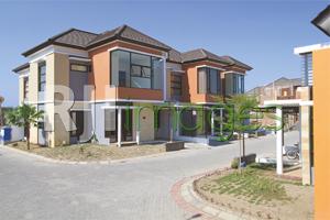 Rumah 2 lantai tipe 130 (Diamond-hook), Grand Permata Residence