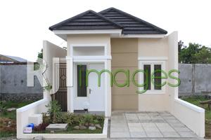 Rumah Contoh tipe 36, Permata Bangunjiwo Regency