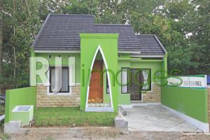 Rumah contoh tipe 45, Green Tasneem Bangunjiwo