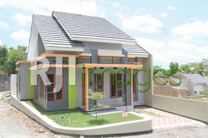 Rumah tipe 75 (hook),Bukit Mutiara Residence