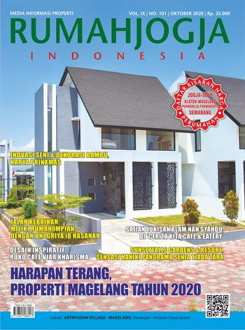 RumahJogja Indonesia Edisi Oktober 2020