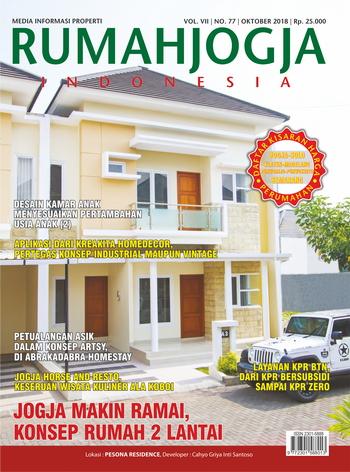 RumahJogja Indonesia edisi Oktober 2018