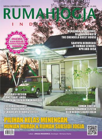 RumahJogja Indonesia edisi September 2019