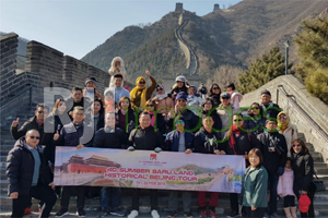 Sumber Baru Land Extravaganza Goes To China#3