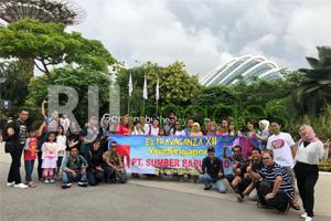 Sumber Baru Land Extravaganza goes to Singapore#3