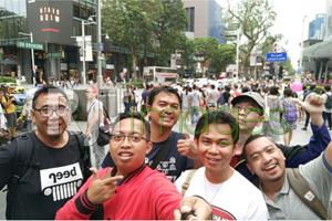 Sumber Baru Land Extravaganza goes to Singapore#4