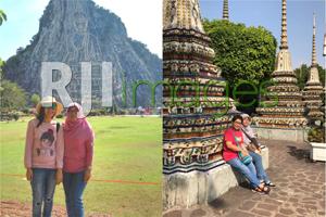 Sumber Baru Land ke Thailand