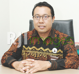 Zulfahmi AR, Branch Manager BNI Syariah Cabang Yogyakarta