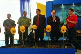 Groundbreaking Ceremony Best Western Condotel