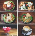 Aneka Menu Kenes Bakery & Resto