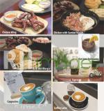 Aneka menu Simetri Coffee Roasters