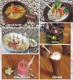 Aneka menu hidangan De Kendhil Resto