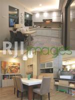 Area dapur minimalis dan Ruang makan