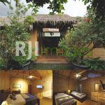 Bangunan Omah Bamboe cocok untuk tamu family