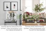 Bentuk Dekorasi Rumah dan Aksen Warna Ruang