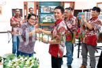 Huhu Martono dalam acara ulang tahun Sumber Baru Land ke12
