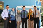 Team Consumer loan KPR BRISyariah cabang Yogyakarta