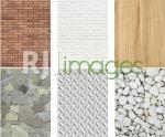 Jenis Material dalam Konsep Rustic