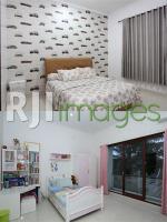 Kamar Tamu tema otomotif dan kamar anak